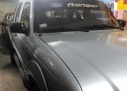 Excelente ford ranger xlt 4x4 turbo 2004 full