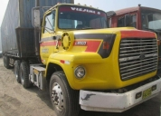 Vendo excelente tracto camion semitrayler