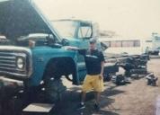 Vendo excelente camion ford 600 año 67