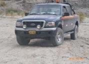 Hermosa camioneta 4x4 ford ranger