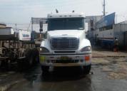 venta de tracto camion y plataforma freightliner, contactarse.