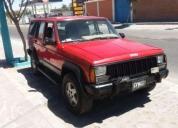 Excelente jeep cheroke 1990 automatica