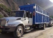 Excelente camion semi nuvo international 4300