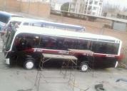 Vendo mínibus international, contactarse.
