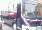 Vendo excelente bus marca international