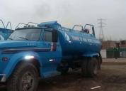 Vendo dos camiones cisternas dogged y internacional. contactarse.