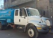 Vendo camion cisterna internacional