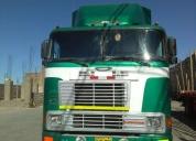 Vendo tractor internacional.