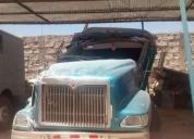 Vendo tracto camión internacional, contactarse.