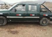 Se vende camioneta 4x4 doble cabina, contactarse.