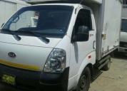 Vendo excelente kia k2700 año 2011