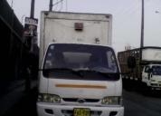 Excelente camion furgon kia k3600 año 2004.