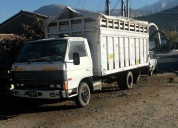 Se vende excelente camión mazda