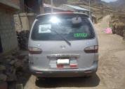 Vendo hyunday starex por ocasion