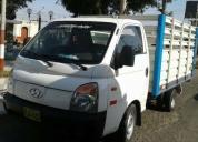 Vendo camioncito marca hyundai h100 truck, contactarse.