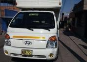 Excelente camioneta hyundai h100 2011