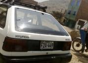 Excelente auto hyundai exel