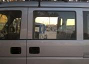 Vendo de ocasion minivans change