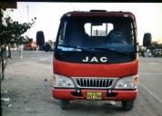 Se vende excelente camion jac de 3.2 tn
