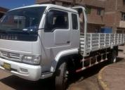 vendo excelente camión yuejin 6 tn.