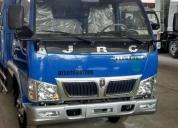 volquetes y camiones marca jinbei sitom