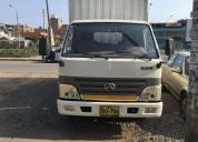Camión furgón marca baw b30 del 2012