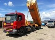 Excelente camion scania r400