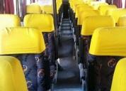 Excelente bus interprovincial