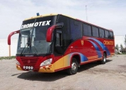 Bus mercedes benz en perfecto estado
