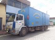 Vendo camion furgon mod. 1720 mercedes benz, contactarse.