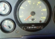 Lindo mercedes benz minibus lo 915