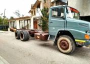 Excelente camión mercedez benz