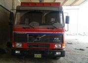 Vendo excelente camion volvo fl10 año 92