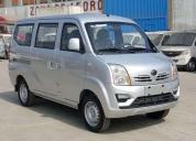 Lifan foison minivan  aÑo fabricacion 2016
