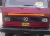 Vendo mi camion volksvagen año 94.