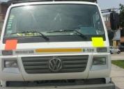 camion volkswagen worker 8.120 aÑo 2007, buen estado.