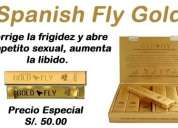 Sexshop lince spanish fly gold  estimulante sexual 471-7736