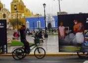Publicidad movil,tricivalla,publivalla,valla movil