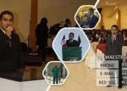Oportunidad!. maestro de ceremonias huancayo