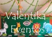 Fiestas infantiles , decoraciones , toldos infantiles.