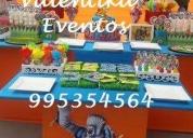 decoraciones temáticas para fiestas infantiles en lima
