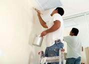 Maestro pintor ,interiores y exteriores
