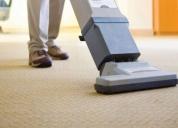 Lavado de alfombras, cortinas y muebles