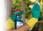 limpieza y mantenimiento en general, oportunidad!.
