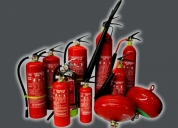 Venta de todo tipo de extintores,contactarse.