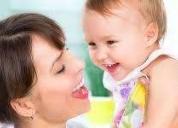Un buen cuidado a sus bebes,tengo experiencia