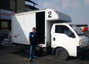 Transporte de encomiendas y carga en general, contactarse.