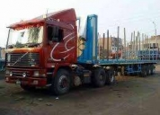 Transporte carga luciana