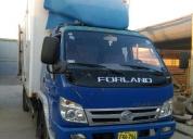 Oportunidad! flete transporte de carga viajes