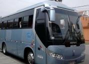 Transporte turisticopersonalescolar, alquiler buses, coaster.